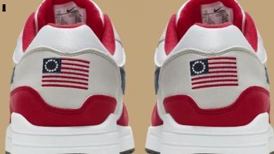 """Photo of شركة """"نايكي"""" تثير الجدل من جديد بحذاء """"عنصري"""""""