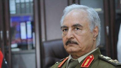 Photo of حفتر: هدف الجيش الوطني الليبي تحرير طرابلس من الميلشيات وليس السيطرة على النفط