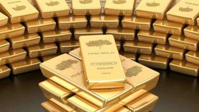 Photo of انخفاض أسعار الذهب مع ارتفاع أسواق الأسهم