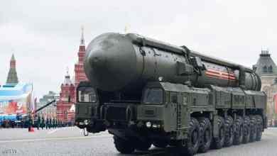 Photo of روسيا تصمم صاروخًا متعدد الاستخدام للأرصاد الجوية