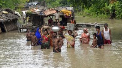 Photo of تضرر 870 ألف شخص بسبب الفيضانات في الهند