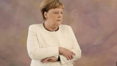 Photo of غالبية الألمان يعتبرون صحة ميركل مسألة شخصية