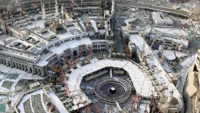 Photo of السعودية تنفذ مشاريع بتكلفة 100 مليار دولار في المسجد الحرام