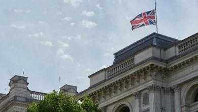 "Photo of بريطانيا تصف تصريحات ترامب عن سفيرها بأنها ""عديمة الاحترام وخاطئة"""