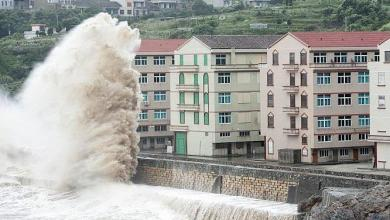 Photo of إجلاء 470 ألف شخص بسبب الطقس السيىء في الصين