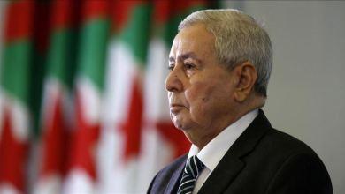 Photo of الرئيس الجزائري يقيل وزير العدل