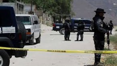 Photo of 94 جريمة قتل في المكسيك كل يوم خلال النصف الأول من 2019