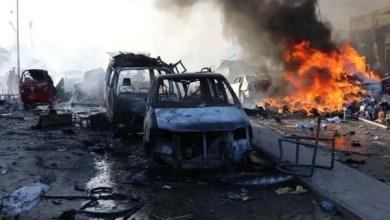 Photo of مقتل 6 أشخاص في الهجوم الانتحاري على مقر بلدية مقديشيو