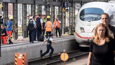 Photo of اريتري يقتل صبيًا تحت عجلات قطار بفرانكفورت