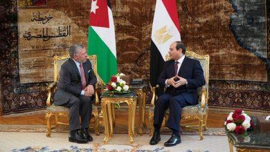 Photo of السيسي وعبد الله الثاني يرفضان الممارسات الإسرائيلية ويدعوان لتحرك دولي