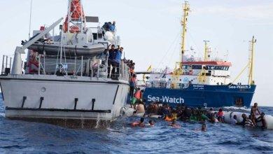 Photo of ألمانيا تدعو لإطلاق سراح قبطان سفينة إنقاذ المهاجرين المحتجزة لدى إيطاليا