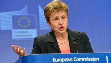 "Photo of الاتحاد الأوروبي يختار ""كريستالينا جورجيفا"" لرئاسة صندوق النقد الدولي"