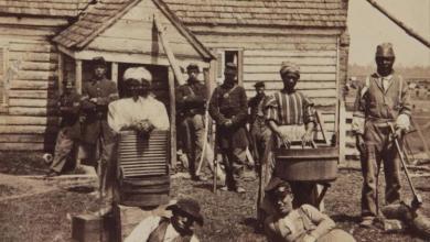 Photo of الولايات المتحدة تحيي الذكرى الـ400 لبدء تجارة العبيد