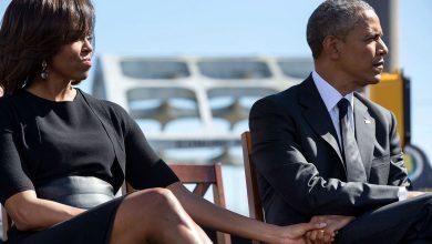 Photo of أوباما وميشيل يظهران بأول فيلم من إنتاجهما