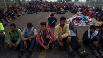 Photo of المكسيك تحتجز 45 ألف مهاجر غير موثّق خلال الشهرين الماضيين