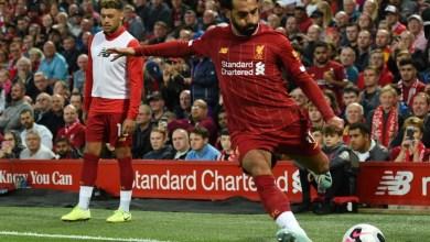 Photo of بداية قوية بأربعة أهداف لفريق ليفربول في الدوري الإنجليزي