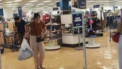 Photo of تسوق وزيرة الثقافة الجزائرية في واشنطن يشعل فيسبوك