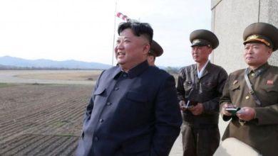Photo of زعيم كوريا الشمالية يشرف على اختبار إطلاق «سلاح جديد»