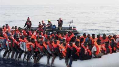 Photo of انخفاض عدد اللاجئين إلى أوروبا عبر البحر المتوسط بنسبة 30%
