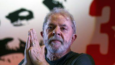Photo of نقل الرئيس البرازيلي الأسبق دي سيلفا إلى أحد سجون ساو باولو