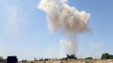 Photo of أمريكا توجه ضربة جوية لمنشأة تابعة لتنظيم القاعدة في إدلب