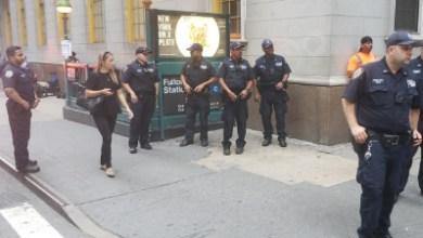 Photo of قلق بعد اكتشاف طنجرتي ضغط كهربائيتين بمحطة مترو في نيويورك