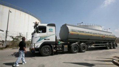 Photo of إسرائيل تقلص إمدادات الوقود إلى غزة إلى النصف