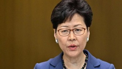 Photo of الرئيسة التنفيذية لهونج كونج: لن أتنحى على خلفية الاحتجاجات