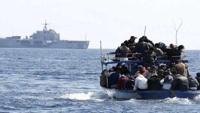 Photo of إنقاذ 15 مهاجرًا تونسيا من الموت غرقا