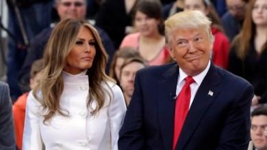 Photo of هل أهان ترامب زوجته بهذه الحركة؟