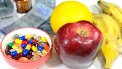 Photo of تناول أدوية مع بعض الأطعمة يشكل خطر على صحتك