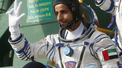 Photo of انطلاق أول رائد فضاء إماراتي إلى محطة الفضاء الدولية