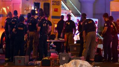 Photo of 25 حادث إطلاق نار جماعي في أمريكا خلال 8 أشهر