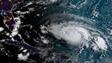 Photo of الإعصار دوريان يهدد 4 ولايات أمريكية