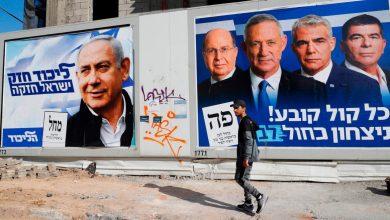 "Photo of نتائج نهائية للانتخابات الإسرائيلية: ""أزرق أبيض"" 33 مقعدًا و""الليكود"" 32"