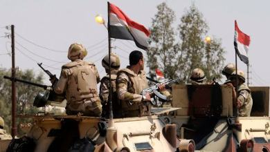 Photo of الجيش المصري: مقتل 118 إرهابيًا واستشهاد ضابط و9 جنود (فيديو)