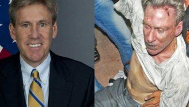 Photo of كشف المتورطين في اغتيال السفير الأمريكي بليبيا