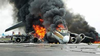 Photo of مصرع 5 أشخاص في تحطم مقاتلة أمريكية بولاية كونيكتكت