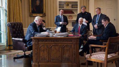 Photo of ترامب يضع 3 خيارات للرد على تركيا