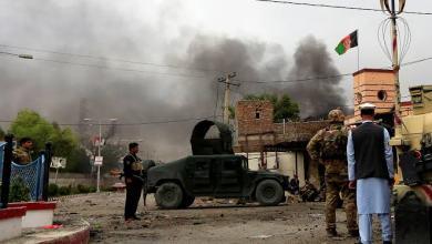 Photo of انفجارات واعتقالات وقتلى في انتخابات الرئاسة بأفغانستان