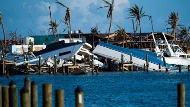 Photo of جزر البهاما على موعد مع عاصفة استوائية قد تتحول لإعصار جديد