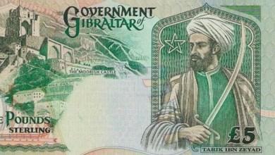 Photo of دولة جبل طارق تحتفي بقائد عربي مسلم على عملتها