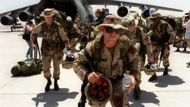 Photo of ترامب ينفي إرسال 12 ألف عسكري أمريكي إلى السعودية