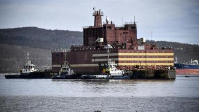 Photo of أول محطة نووية عائمة في العالم تصل إلى مقرها في روسيا