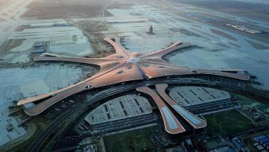 Photo of افتتاح مطار فوق سطح البحر بالصين