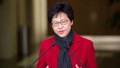 Photo of زعيمة هونج كونج تسحب مشروع قانون تسليم المجرمين للصين