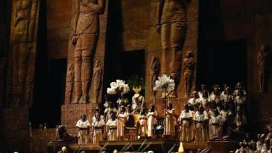 "Photo of ""أوبرا عايدة"" تتألق غدًا في معبد حتشبسوت بعد غياب 20 عامًا"