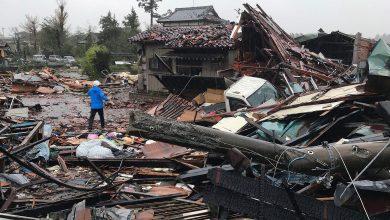 Photo of 527 مليون دولار خسائر اليابان بعد اعصار هاجيبيس