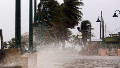 Photo of أمواج عاتية وانهيارات أرضية محتملة في اليابان بسبب إعصار ميتاج