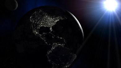 Photo of عاصفة شمسية نادرة تغرق الأرض في الظلام لمدة 6 أيام